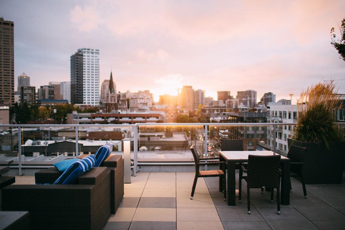 Modern Penthouse Apartment, LA