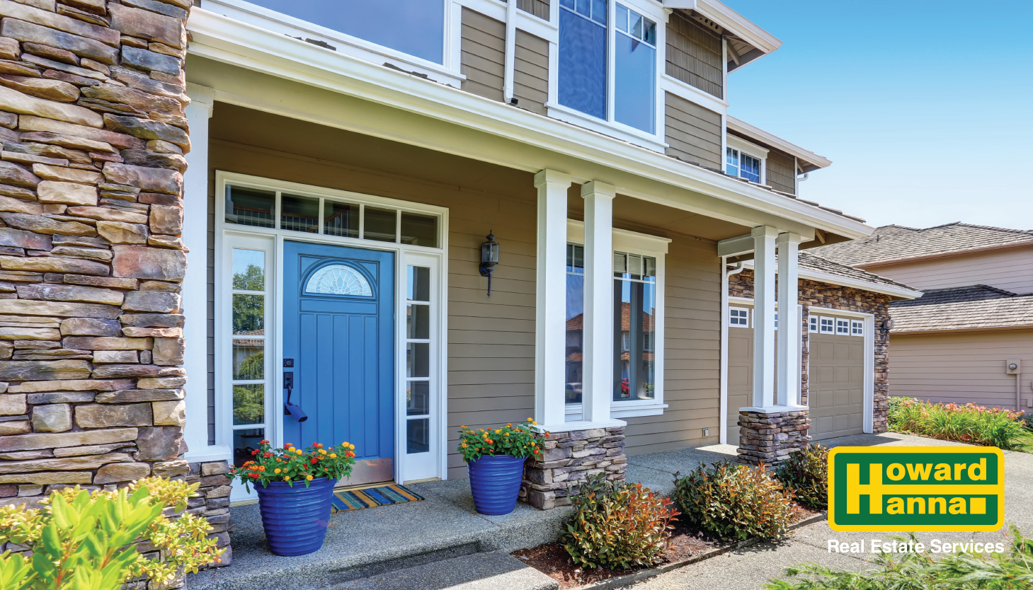 "Which Front Door Colors Say ""Welcome Home""?"