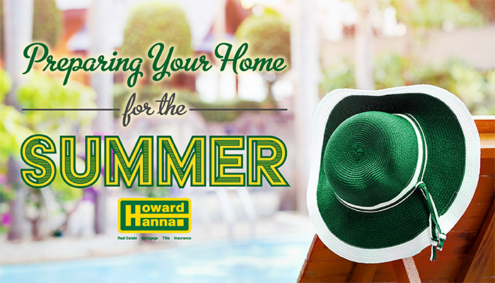 Preparing Your Home for the Summer